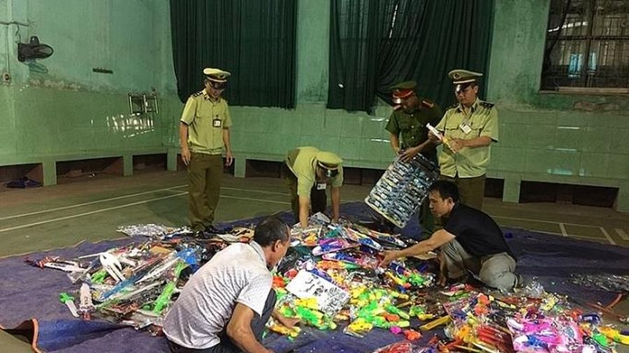 Quản lý thị trường tỉnh Bắc Giang: Nỗ lực vì môi trường kinh doanh lành mạnh