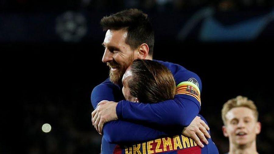 Vòng 15 La Liga 2019/2020: Messi san phẳng Wanda Metropolitano?
