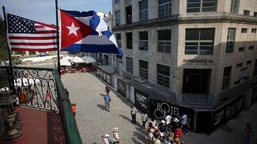 EU và Cuba phản đối các biện pháp cưỡng chế đơn phương của Mỹ