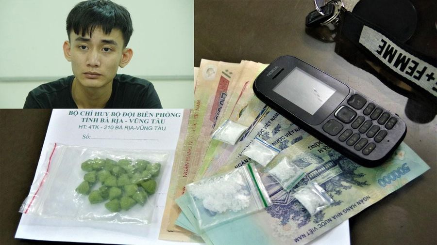 Bộ đội Biên phòng bắt đối tượng tàng trữ trái phép ma túy