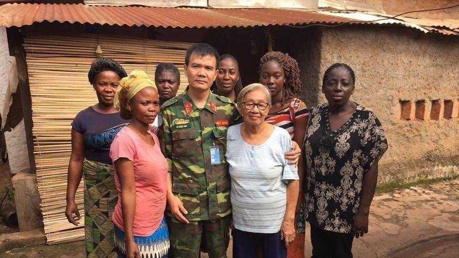 Cụ bà người Việt duy nhất ở Thủ đô Cộng hòa Trung Phi và 70 năm đau đáu nhớ quê