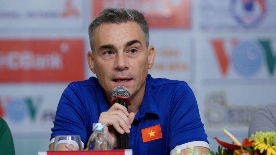 Tuyển Futsal Việt Nam chia tay HLV trưởng Miguel Rodrigo