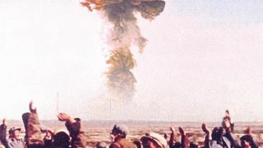 Bí mật bãi thử bom hạt nhân của Trung Quốc