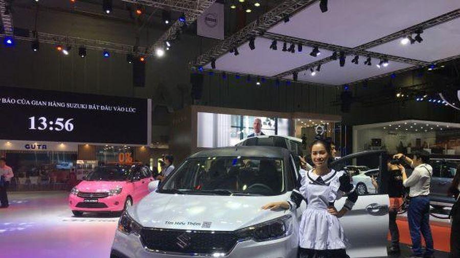 Bảng giá Suzuki tháng 12: Swift giảm giá còn 449 triệu đồng