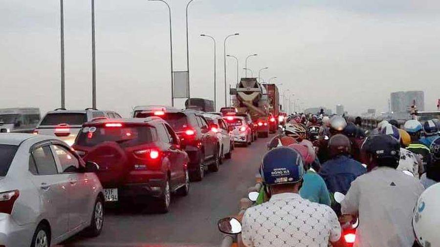 Mở rộng cao tốc TP.HCM - Long Thành - Dầu Giây lên 8 làn xe