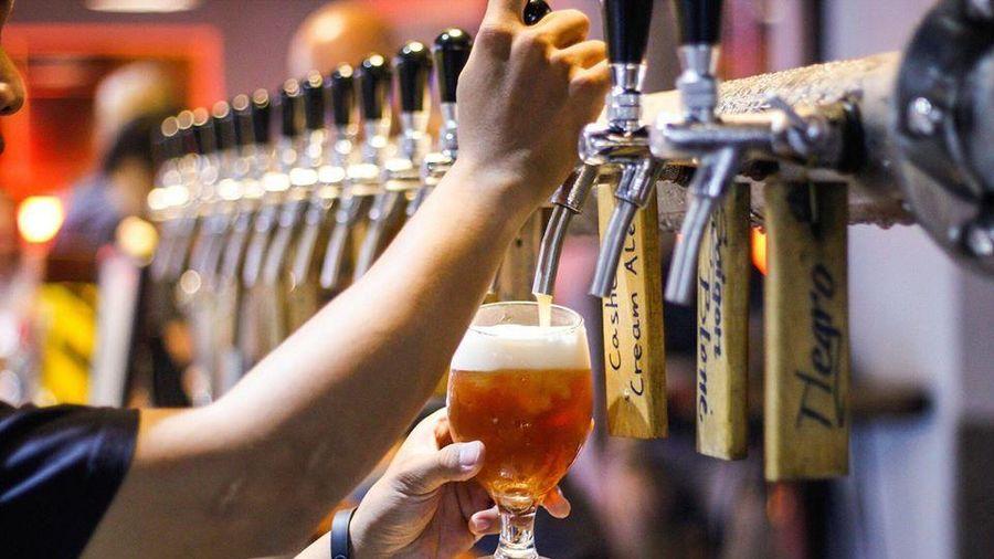 3 quán bia thủ công hút khách ở TP.HCM