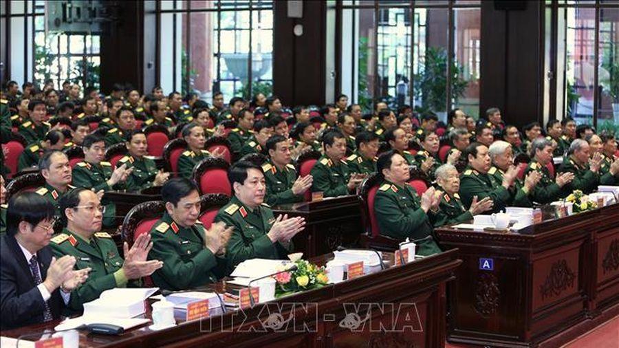 75 năm QĐND Việt Nam: Tổng cục Chính trị với sự nghiệp xây dựng, chiến đấu và chiến thắng của Quân đội nhân dân Việt Nam