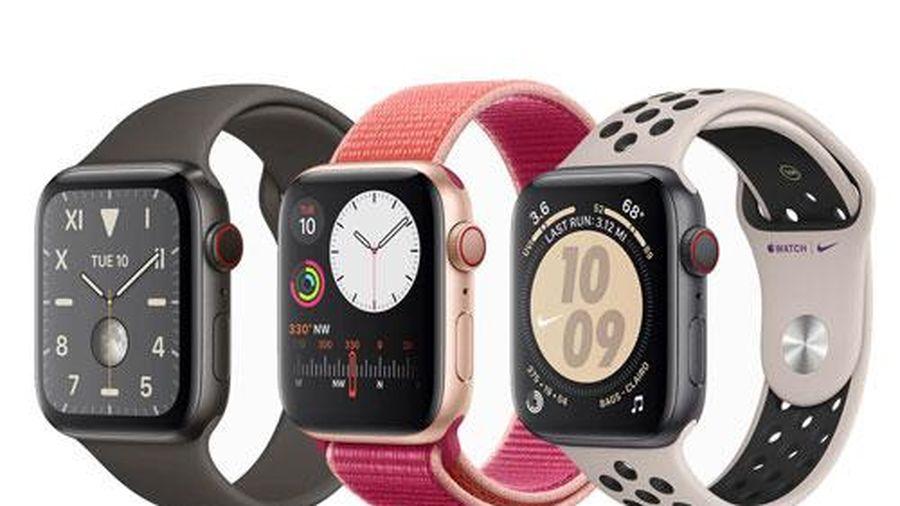 5 smartwatch đáng mua nhất tại Việt Nam: Apple Watch Series 5 đứng đầu