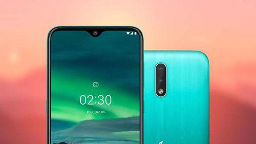 Trên tay smartphone siêu rẻ, pin trâu vừa được Nokia ra mắt