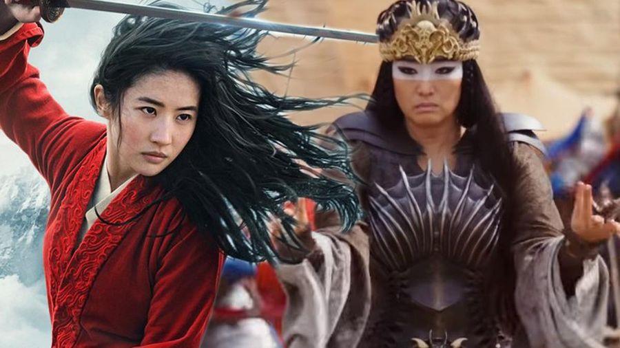 Mổ xẻ trailer 'Mulan': Rồng Mushu hóa phượng hoàng, phù thủy chim ưng Củng Lợi xài Cửu âm bạch cốt trảo, nổi da gà với Reflection