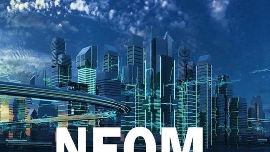 'Siêu thành phố' NEOM của Arab Saudi: Taxi bay, mặt trăng nhân tạo, thú robot và hơn thế nữa