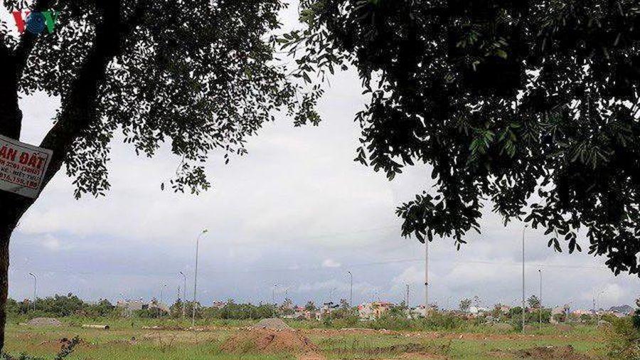 Vụ 375 lô đất vàng ở Thanh Hóa, án phạt 160 triệu/ngày tiền chậm nộp
