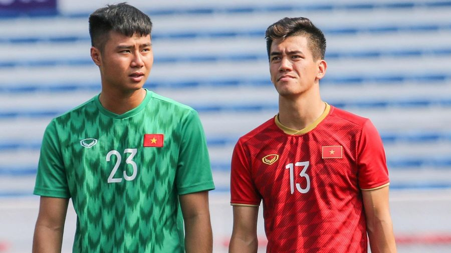 'Linh phá đội', 'Toản bánh bao' và biệt danh của cầu thủ U22 Việt Nam