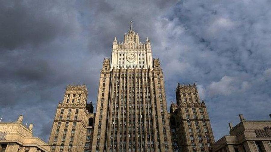 Nga: Mỹ 'tấn công tuyên truyền', Moscow sẽ đáp trả