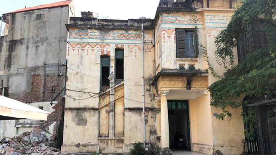 Cơ sở đầu tiên của Đài Tiếng nói Việt Nam sắp bị phá hủy để làm đường vành đai 2