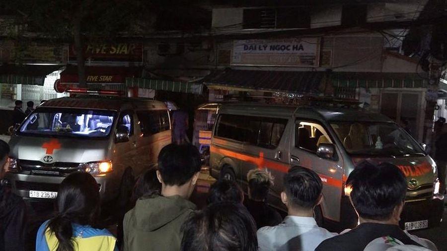 Căn nhà ở TP.HCM cháy dữ dội lúc rạng sáng, 3 người chết thương tâm