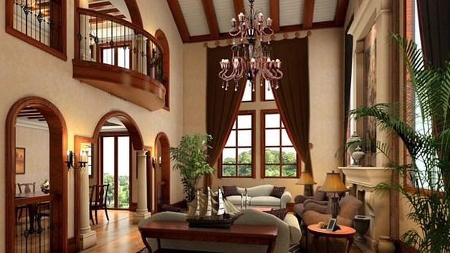 Những nguyên tắc không thể bỏ qua khi thiết kế nội thất biệt thự mini