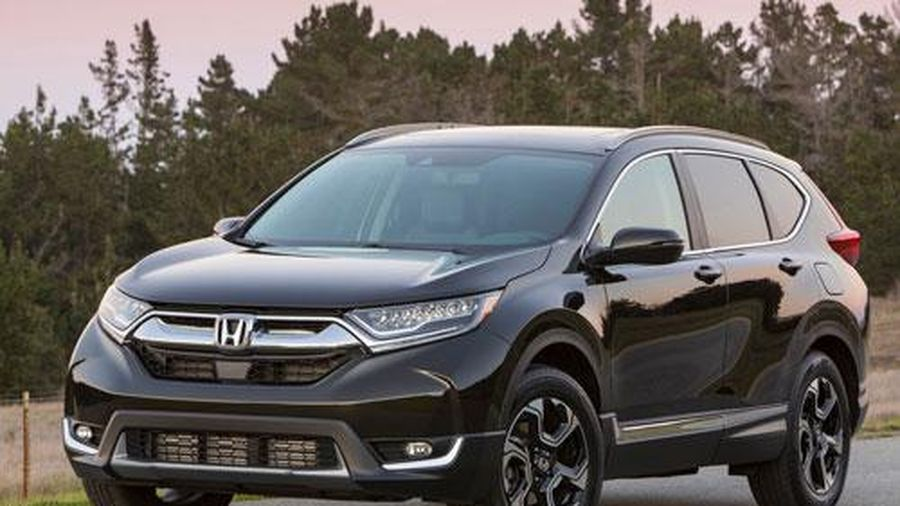 Honda CR–V giảm giá hơn 100 triệu 'đe nẹt' Mazda CX-5, Hyundai Tucson