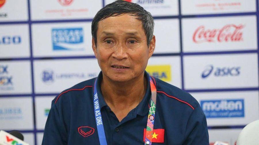 HLV Mai Đức Chung đặt mục tiêu cực khủng sau khi đánh bại Thái Lan
