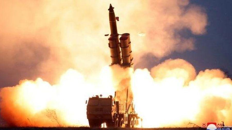 Mỹ 'sốt sắng' trước tín hiệu thử vũ khí mạnh từ Triều Tiên