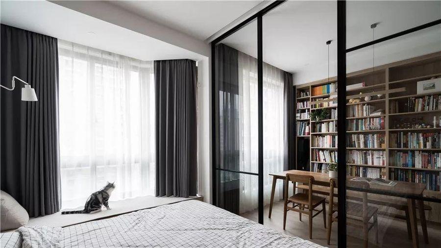 Căn hộ 60m² 'ghi điểm' với cách thiết kế và bố trí nội thất rất khoa học của cặp vợ chồng trẻ