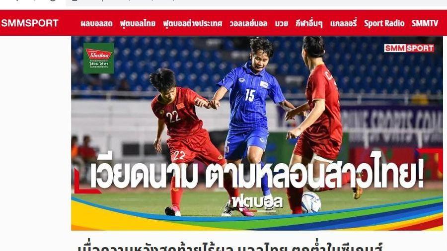 Báo Thái thất vọng vì bóng đá nam, nữ đều không giành nổi HCV SEA Games 30