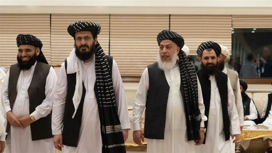 Mỹ tái khởi động đàm phán hòa bình với Taliban