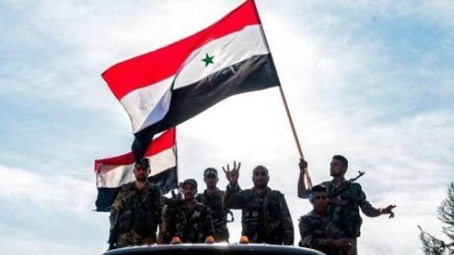 SAA kiểm soát Nhà máy điện chiến lược ở Đông Bắc Syria