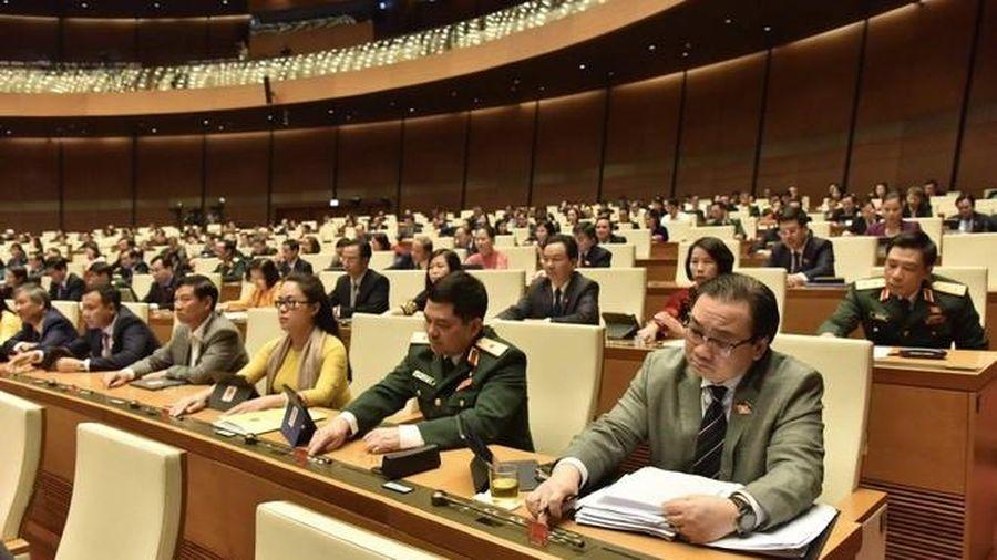 Quốc hội công bố Nghị quyết về thí điểm tổ chức mô hình chính quyền đô thị tại Hà Nội