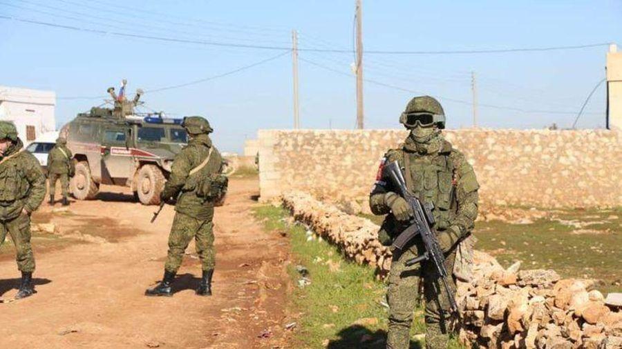 Nga lần đầu tuần tra khu vực có lính Iran kiểm soát ở Syria
