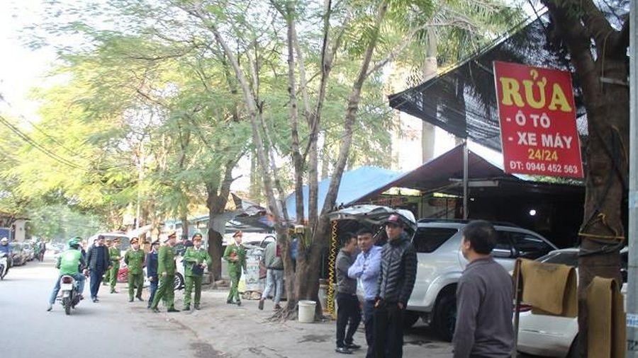 Nhiều vi phạm 'xẻ thịt' dự án cống hóa mương phố Duy Tân