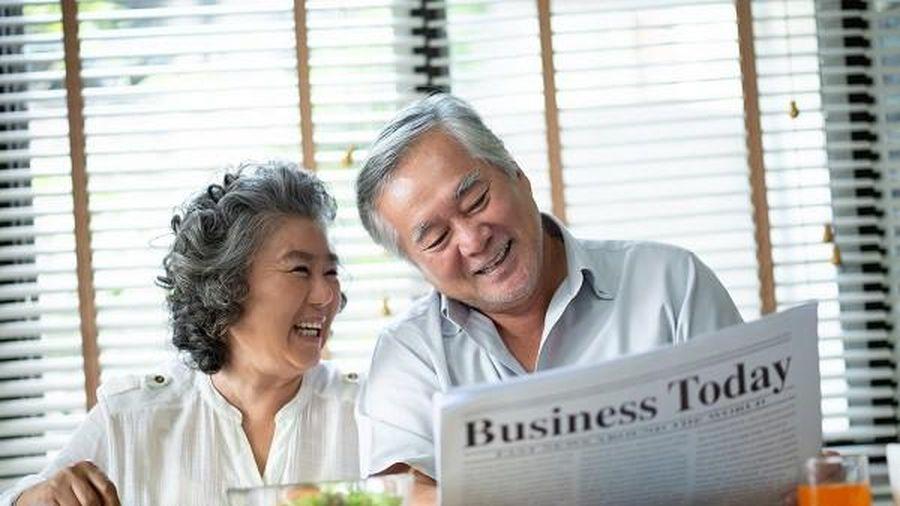 Lối sống tích cực có thể giúp trì hoãn quá trình lão hóa