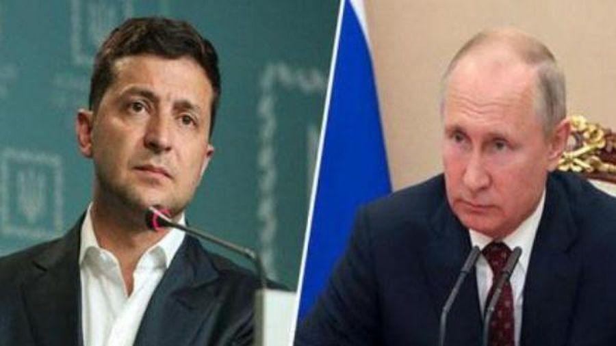 Lãnh đạo Nga, Ukraine tổ chức cuộc gặp song phương sau các cuộc hội đàm Bộ tứ Normandy?