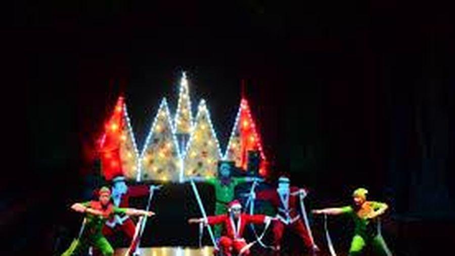 Ra mắt 2 chương trình múa rối nhân dịp Noel và mừng năm mới 2020