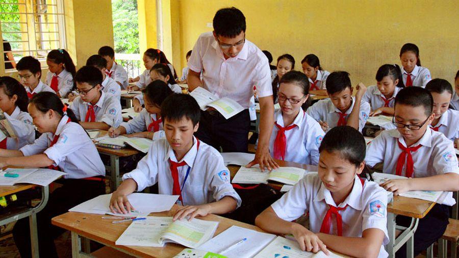 Đẩy mạnh ứng dụng công nghệ thông tin trong trường học