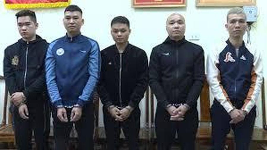 Bắc Ninh: Bắt ổ nhóm cá độ bóng đá trăm tỷ qua mạng