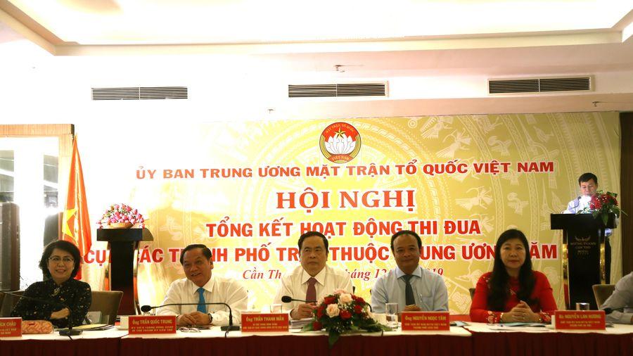 Mặt trận tham gia tích cực vào quá trình chuẩn bị, tổ chức đại hội Đảng các cấp