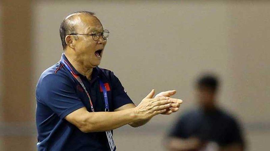 Báo Indonesia khen HLV Park Hang-seo trước trận chung kết
