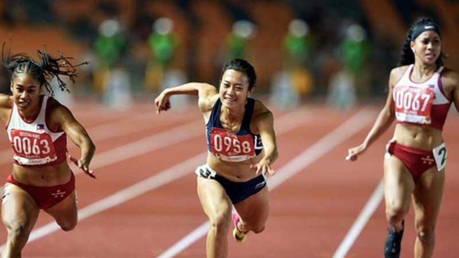 Lật đổ ngoạn mục, Tú Chinh giữ danh hiệu 'nữ hoàng tốc độ'