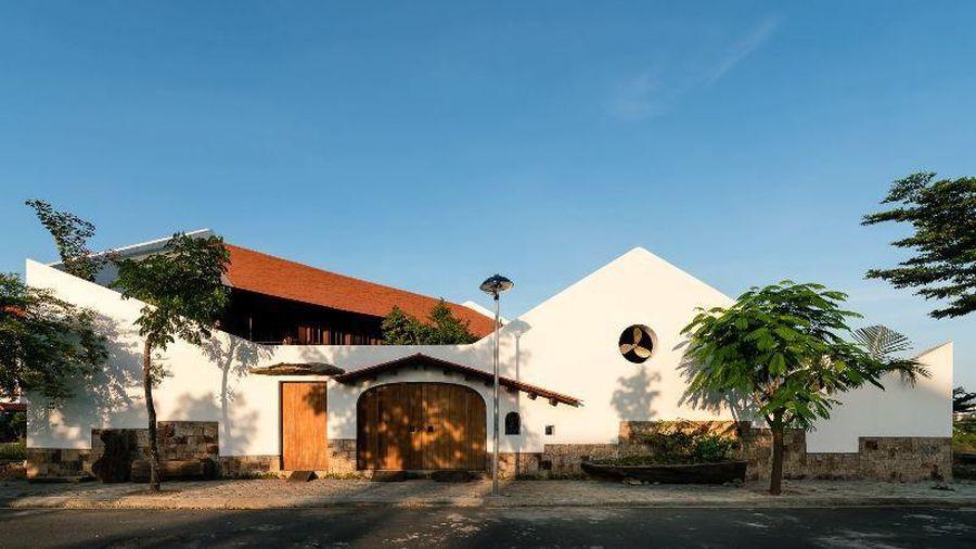Lạc vào Ốc đảo xanh trong ngôi nhà ở Nha Trang