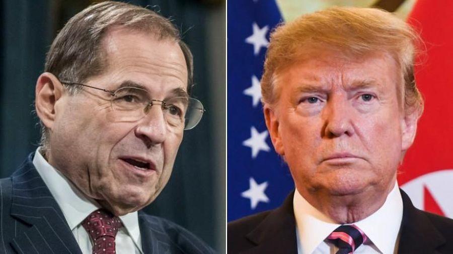 Phe Dân chủ dồn hết sức vào điều khoản luận tội ông Trump