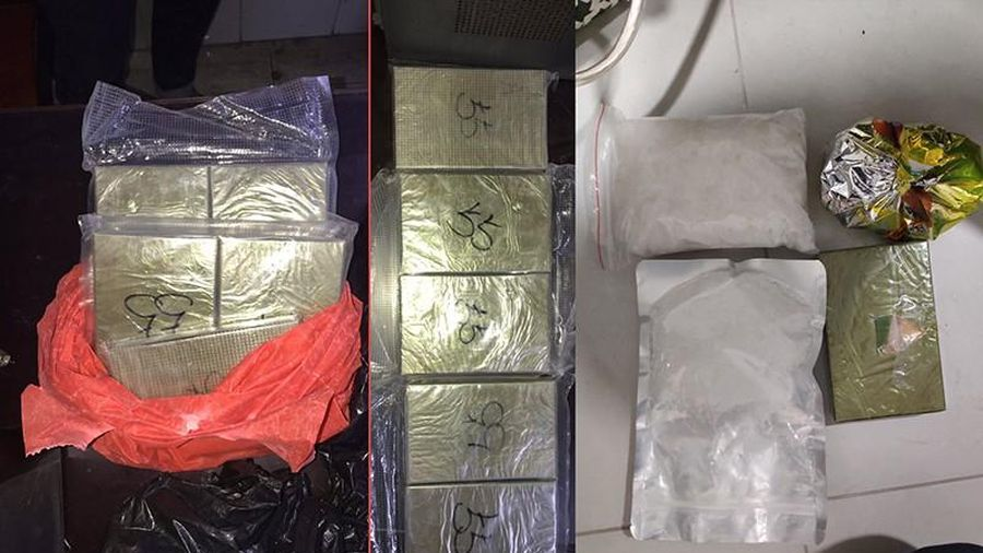 Phá đường dây cung cấp ma túy ở phố Tây