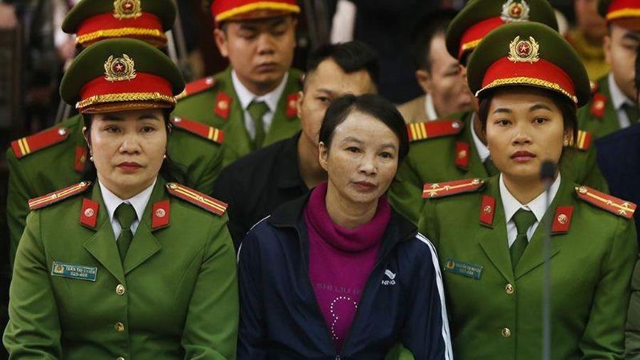 Mẹ nữ sinh giao gà ở Điện Biên kháng cáo kêu oan