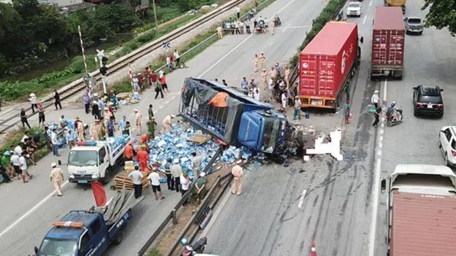 11 tháng, gần 7.000 người chết vì tai nạn giao thông