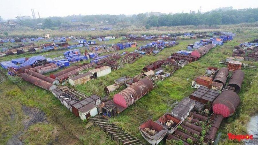 Sai phạm 'khủng' tại dự án Gang thép Thái Nguyên