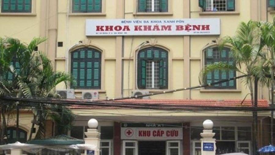 3 nhân viên y tế bị đình chỉ vì gian dối trong xét nghiệm