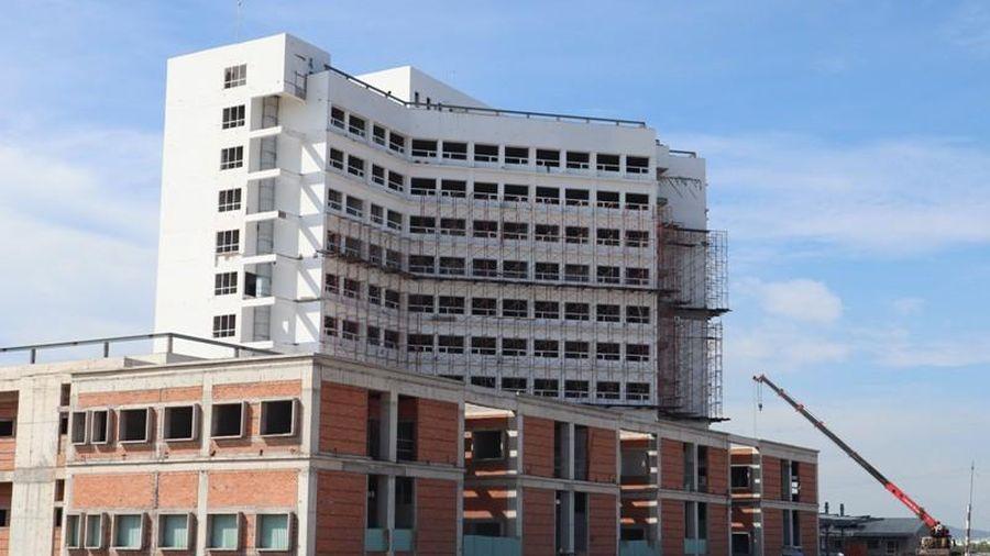 Bệnh viện hơn 1.000 tỉ ở Vũng Tàu vướng...cơ chế