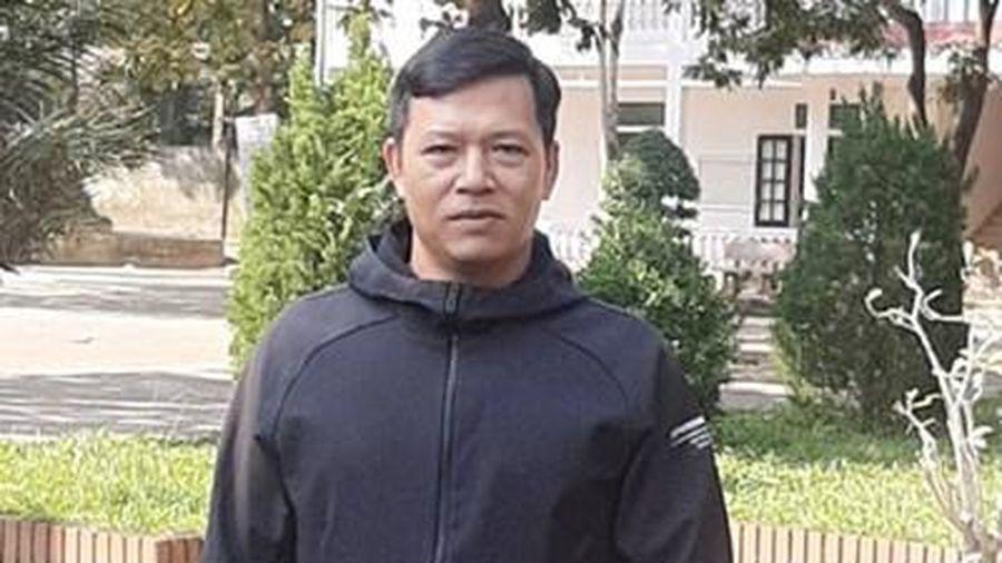 Anh Nguyễn Hà Thanh đoạt giải Nhất tuần 15 Cuộc thi tìm hiểu 90 năm lịch sử của Đảng