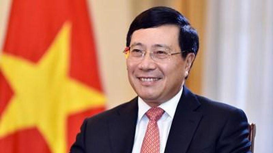 Phó Thủ tướng, Bộ trưởng Ngoại giao Phạm Bình Minh thăm chính thức Ả-rập Xê-út