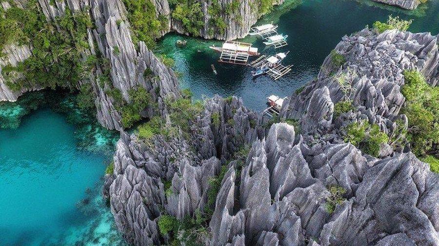 Phá nước sinh đôi bí mật ở Philippines